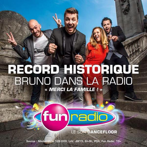 RTL2 - Fun Radio ou l'optimisme selon Tristan Jurgensen