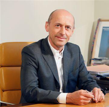 Richard Lenormand, directeur général du pôle Radios/TV de Lagardère Active