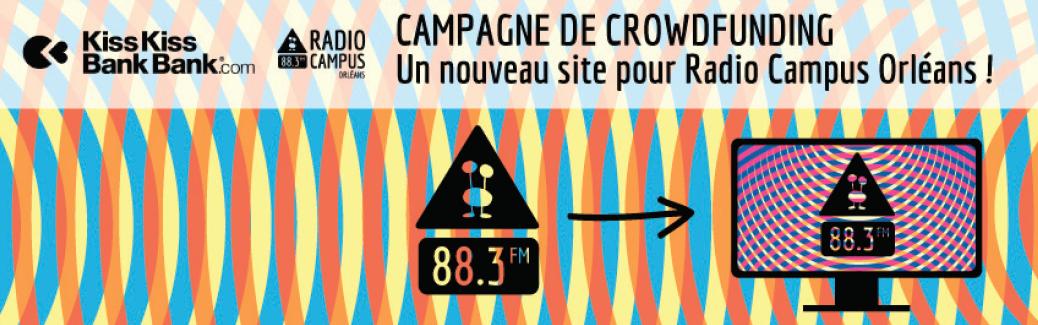 Du Crowdfunding pour Campus Orléans