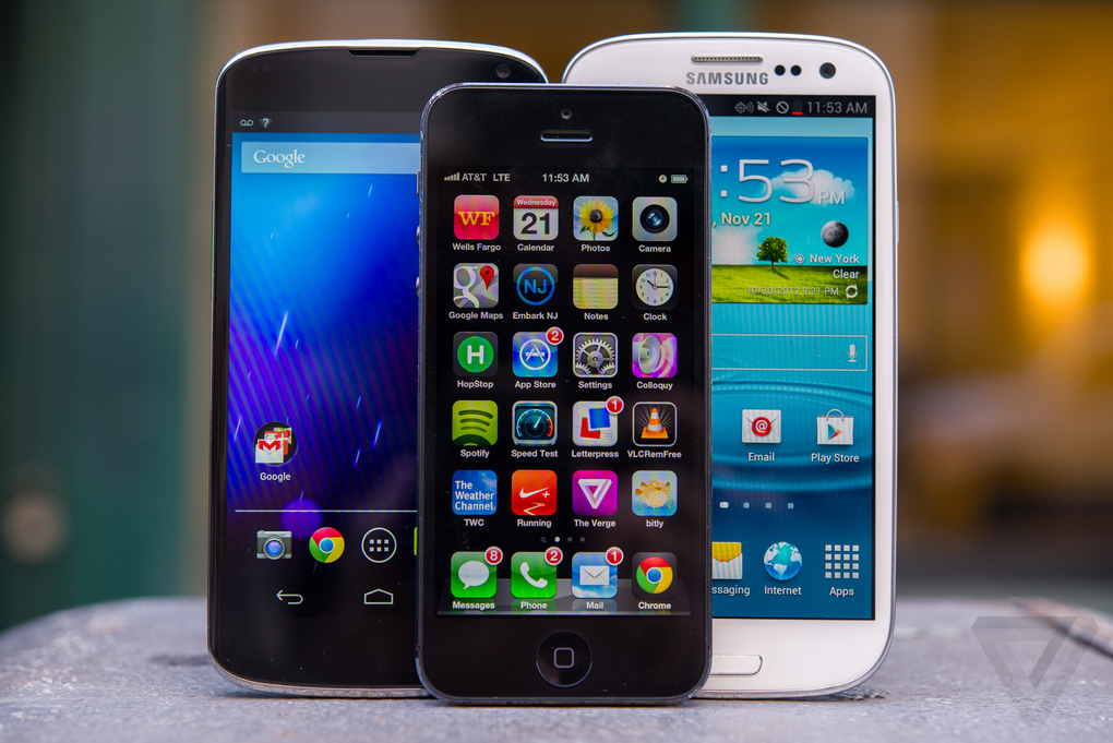 Presque tous les Smartphones ont une puce radio FM