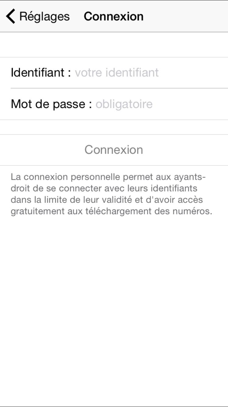 """Découvrez l'appli """"Kiosque Radio"""" pour iPad et iPhone"""