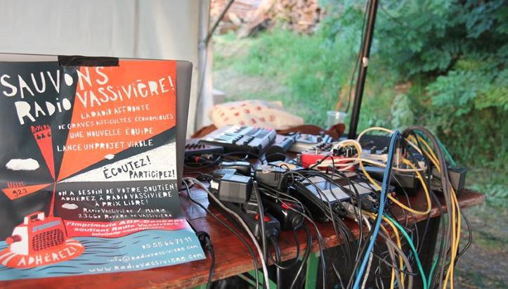 Radio Vassivière fête ses 30 ans malgré des mesures drastiques