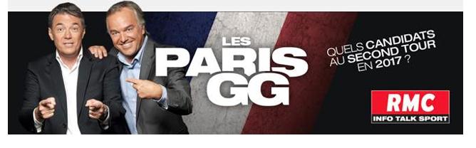 Présidentielle 2017 : les GG lancent les paris