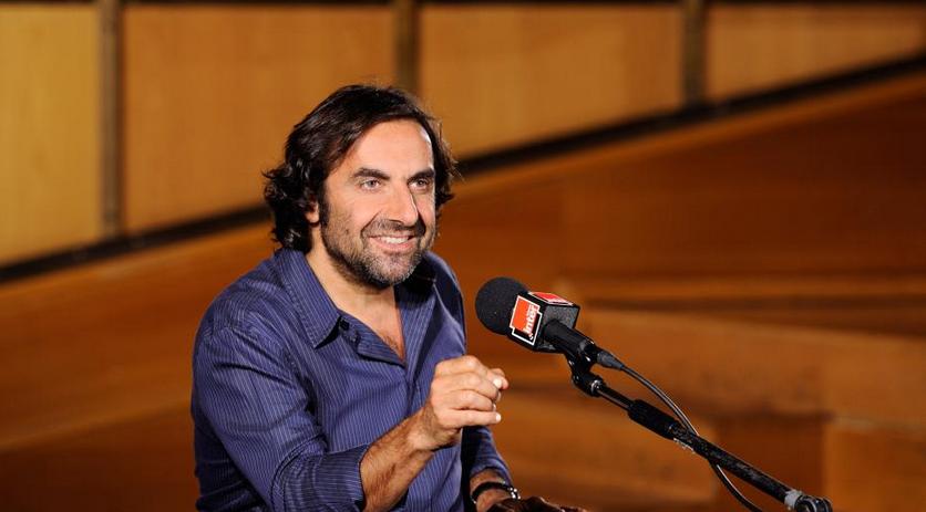 André Manoukian présente Partons en Live #LaRelève sur France Inter © C. Abramowitz / Radio France