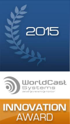 Un prix Innovation pour Broadcast Associés