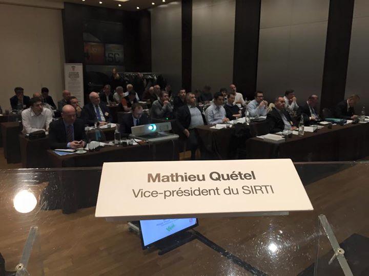 Après 20 ans d'actions, Mathieu Quétel a décidé de ne pas se représenter pour un nouveau mandat