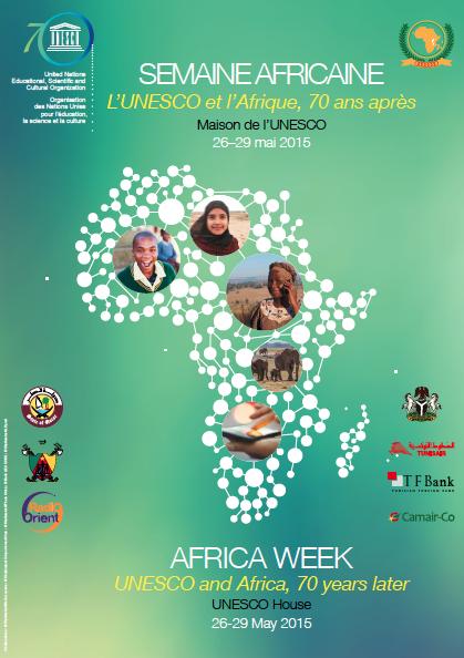Radio Orient à l'Unesco pour la Semaine Africaine