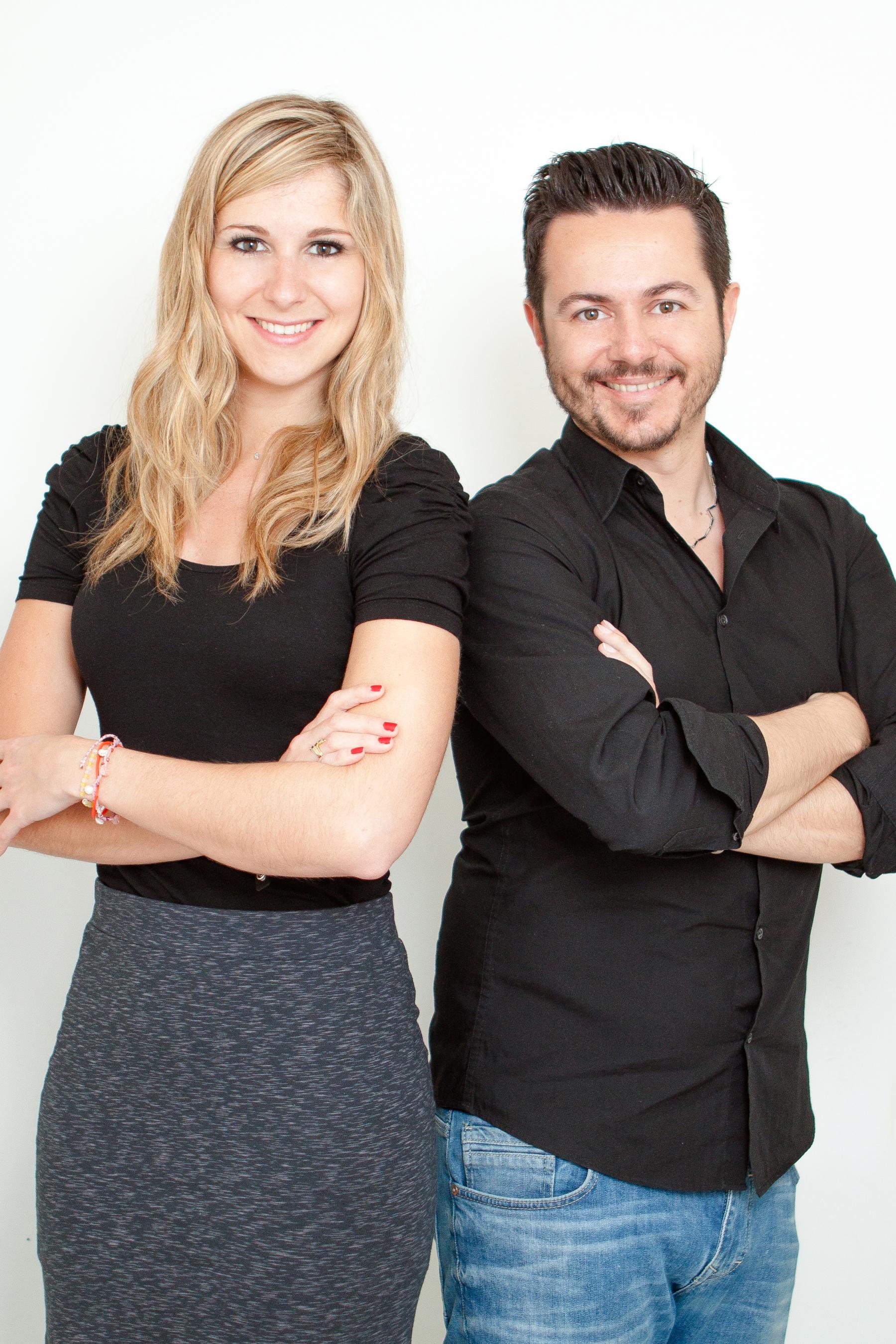 Charlotte et Sylvain: le nouveau duo de Maxi L'Air
