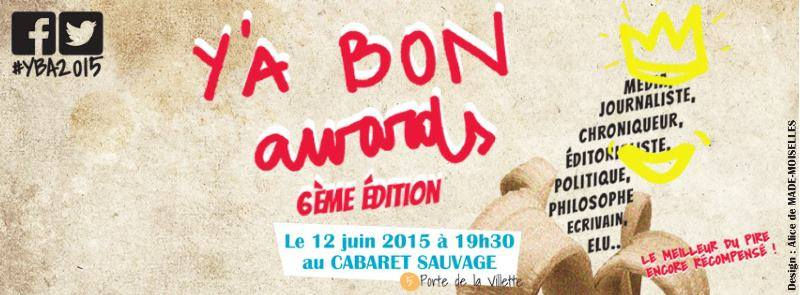 "Beur FM retransmet les ""Y'a Bon Awards"""