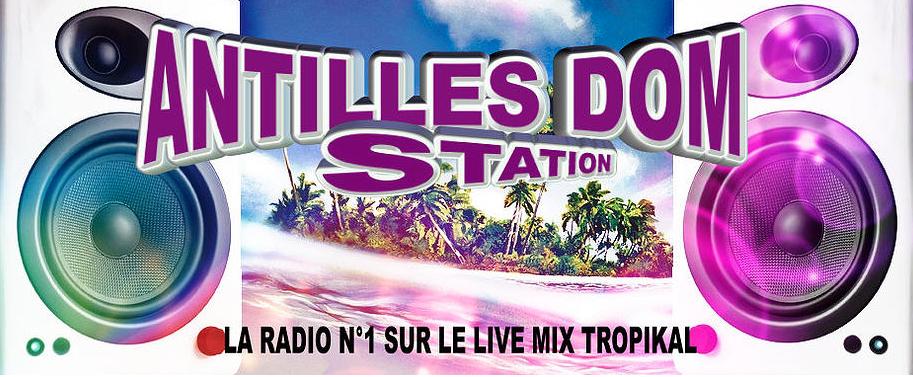 Antilles Dom Station envoie du soleil