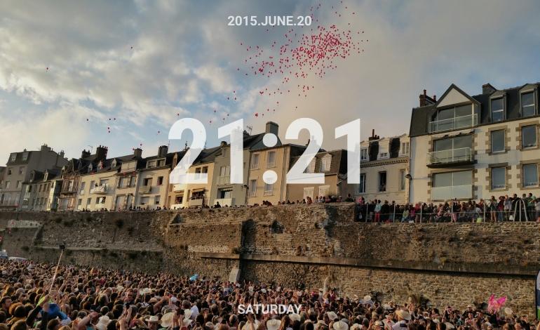 Granville : un ballon du Tendance Live retrouvé dans la Drôme © Tendance Ouest - JBB - Tous droits réservés