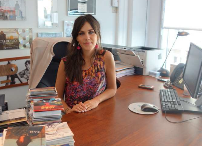 Noémie Pallard a été nommée Directrice du Développement Musical de Fun Radio et de RTL2