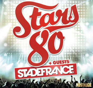 Nostalgie diffuse l'intégralité du concert Stars 80