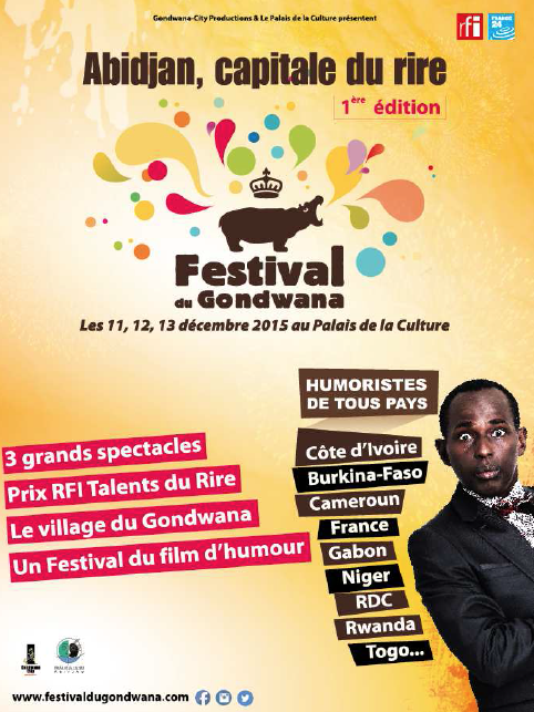 "La radio RFI lance le ""Prix RFI Talents du rire"""
