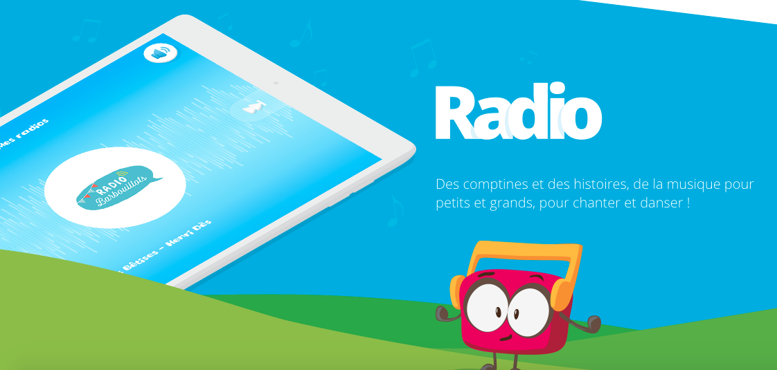 Radio Barbouillots rejoint Canal Play Kids
