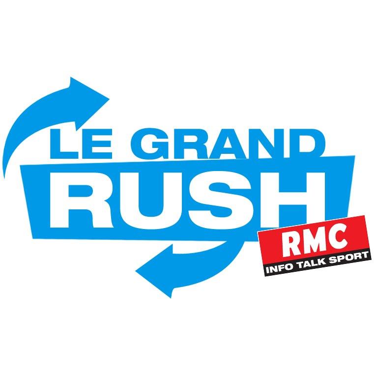 """C'est """"Le Grand Rush"""" sur RMC"""