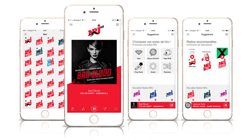 Rappelons que cette application est la 10e application la plus utilisée et la première application radio avec près de 10 millions de visites par mois