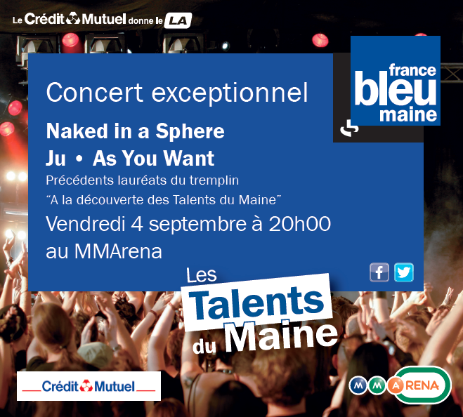France Bleu Maine installe son Tremplin