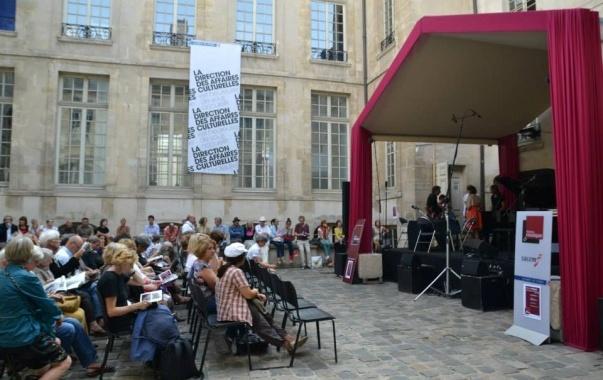 Le public de l'hôtel d'Albret © Emmanuelle Lacaze - France Musique