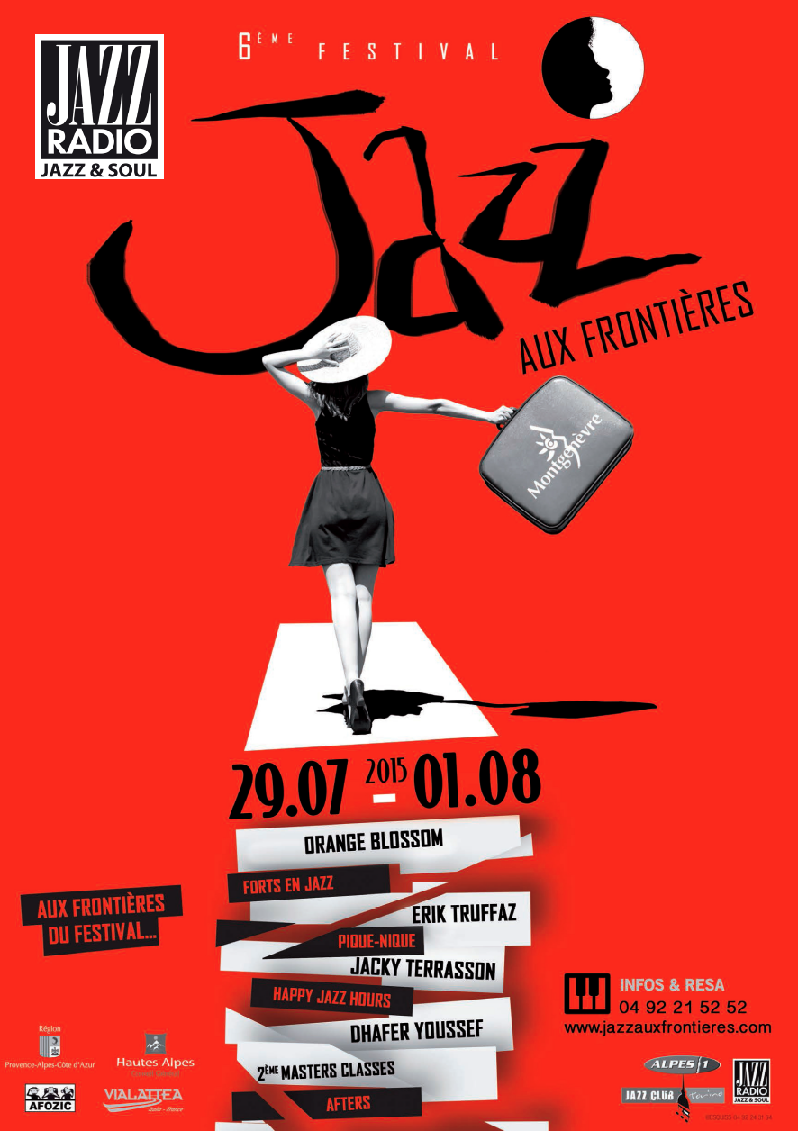 Jazz Radio en direct du Festival Jazz aux Frontières