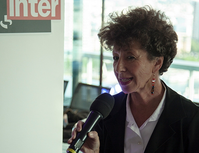 Laurence Bloch, directrice de France Inter © Radio France