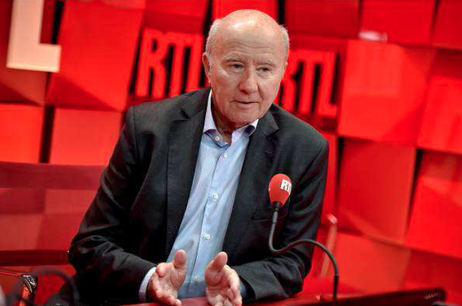 Olivier Mazerolle conduit l'interview politique de 7h50 dans la grande session d'information la plus écoutée en radio