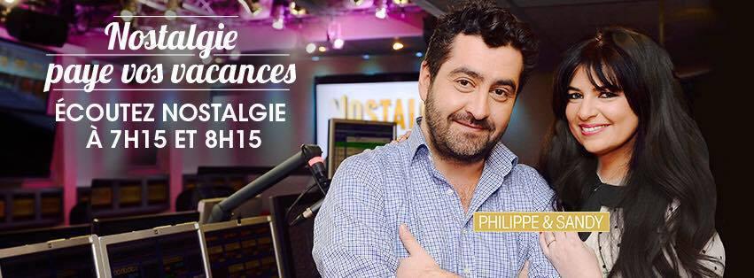 A l'occasion de cette nouvelle rentrée, Philippe Llado diffusera en exclusivité sur Nostalgie, ce mardi matin à 06h, 07h et 08h, le nouveau titre du prochain album de Eddy Mitchell