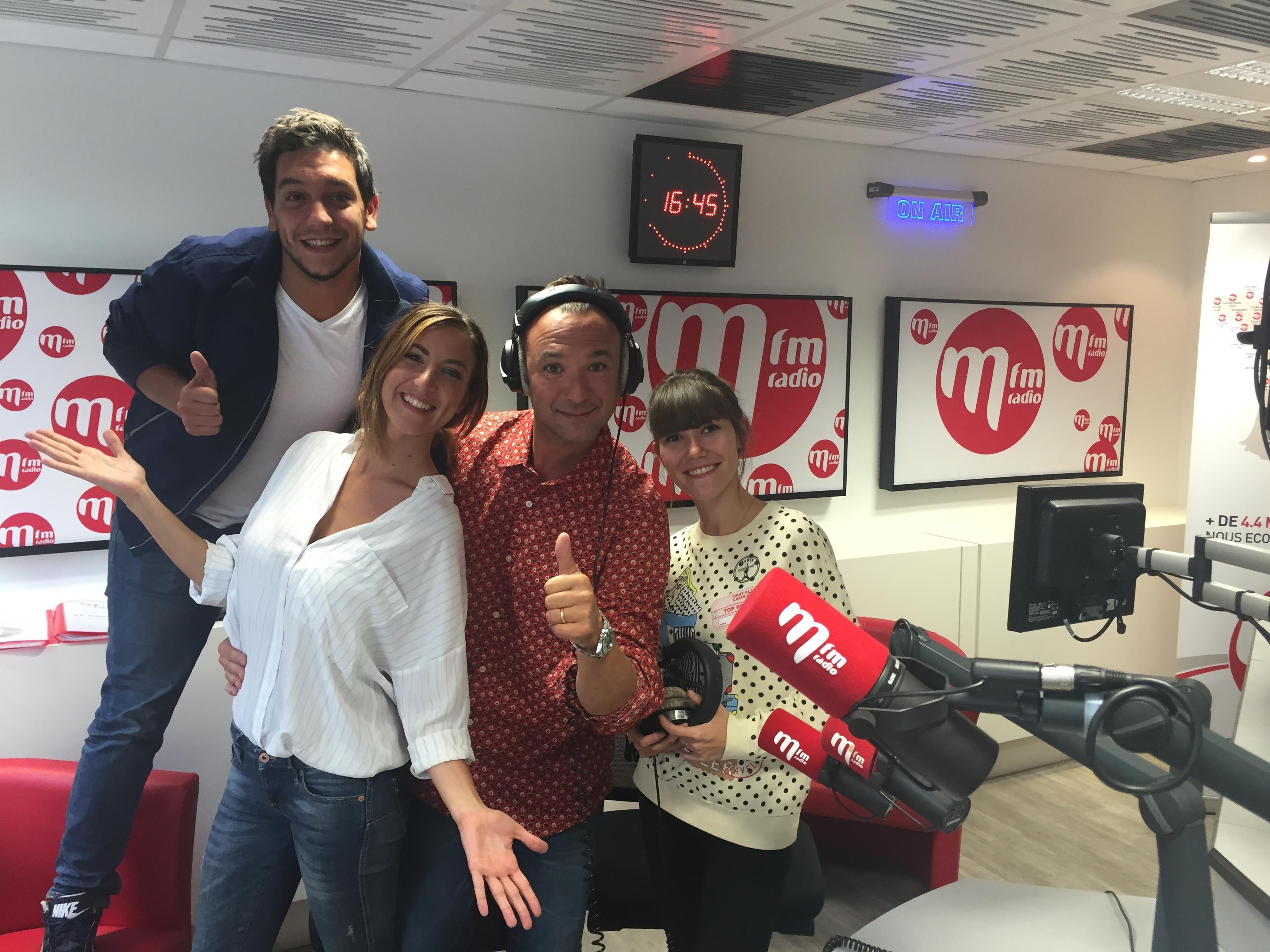 """Sur MFM Radio, dans """"Le Grand Réveil"""", on respecte la parité"""