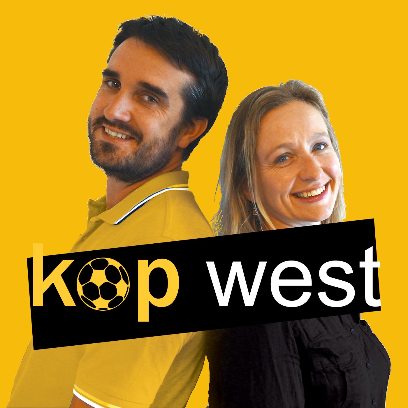 Simon Reungoat et Katell Lagré forment l'équipe de Kop West