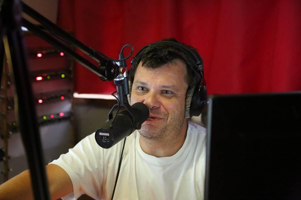 Frédéric Marc est resté 72 heures à l'antenne