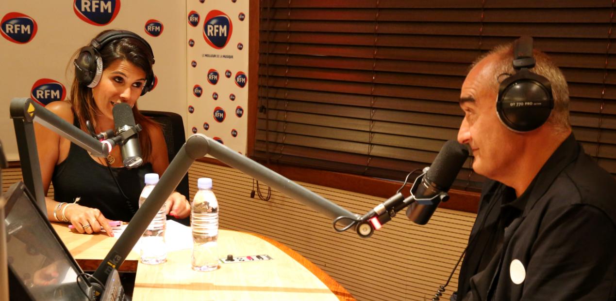 Pour sa première interview, Karine Ferri reçoit ce dimanche Pascal Nègre  © LP Guillaume Georges