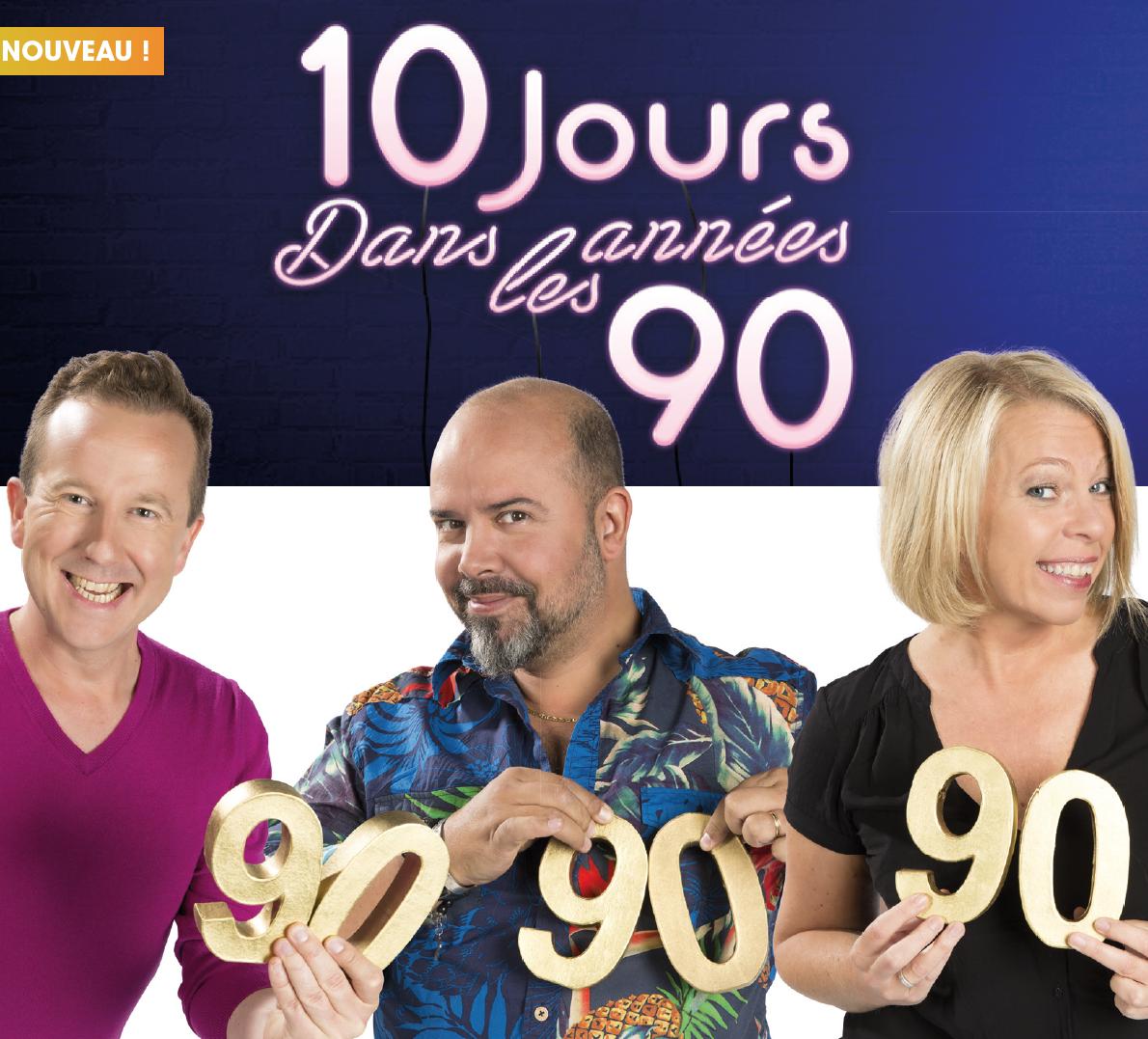 """Le 16 octobre, Nostalgie partira à la rencontre de ses auditeurs. 24h pour 4 lieux d'émission durant le Tour """"Nostalgie Family"""" avec de nombreuses surprises à la clé"""