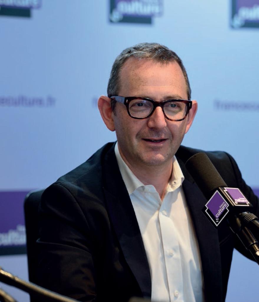 Guillaume Erner : de France Inter à France Culture