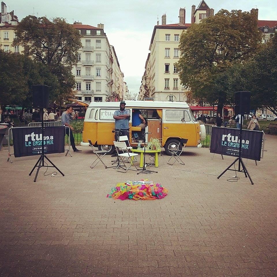 La petite tournée de RTU à Lyon