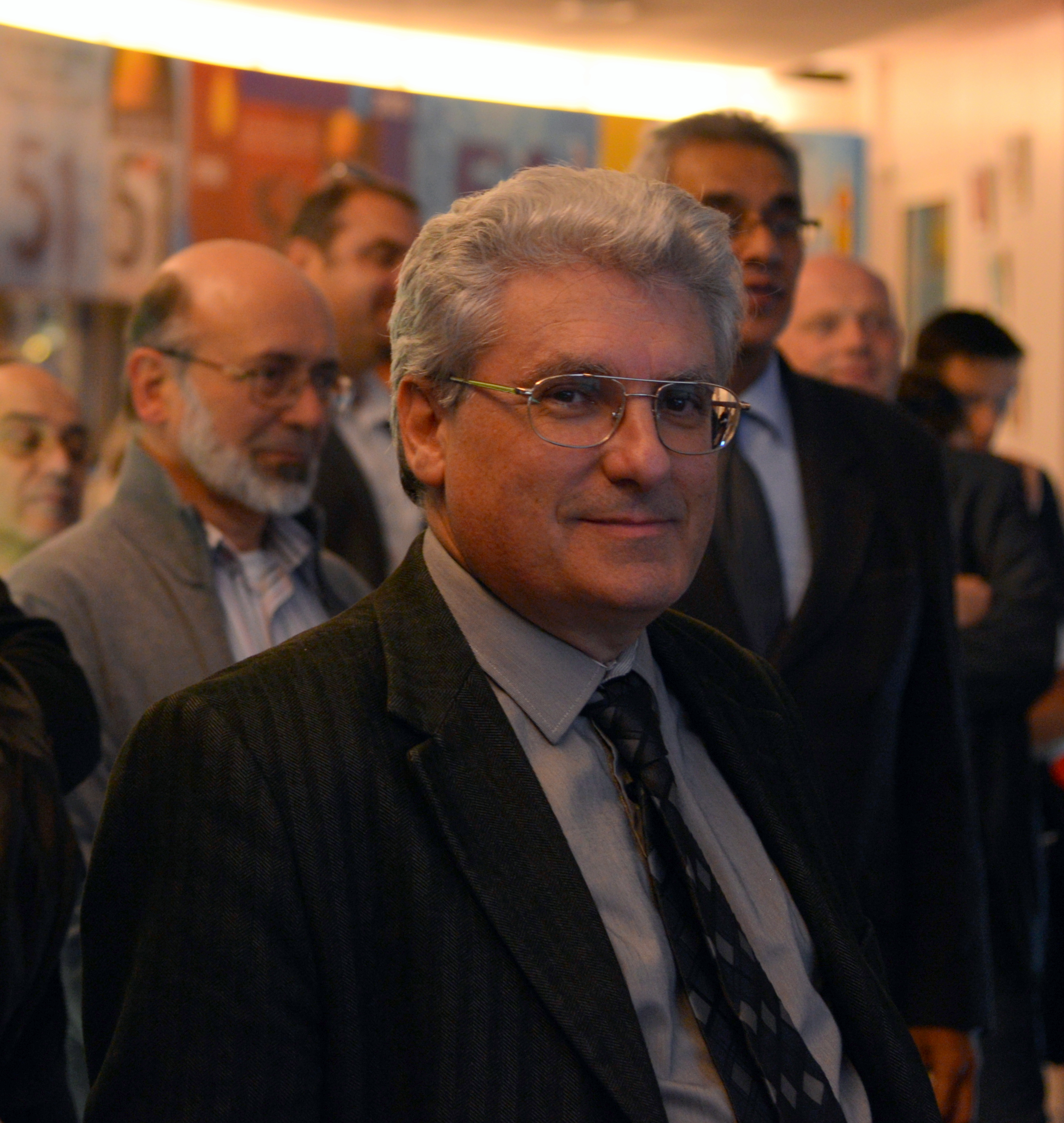 Emmanuel Boutterin élu à la présidence de l'Association Mondiale des Radios Communautaires (AMARC) © Karina Photos