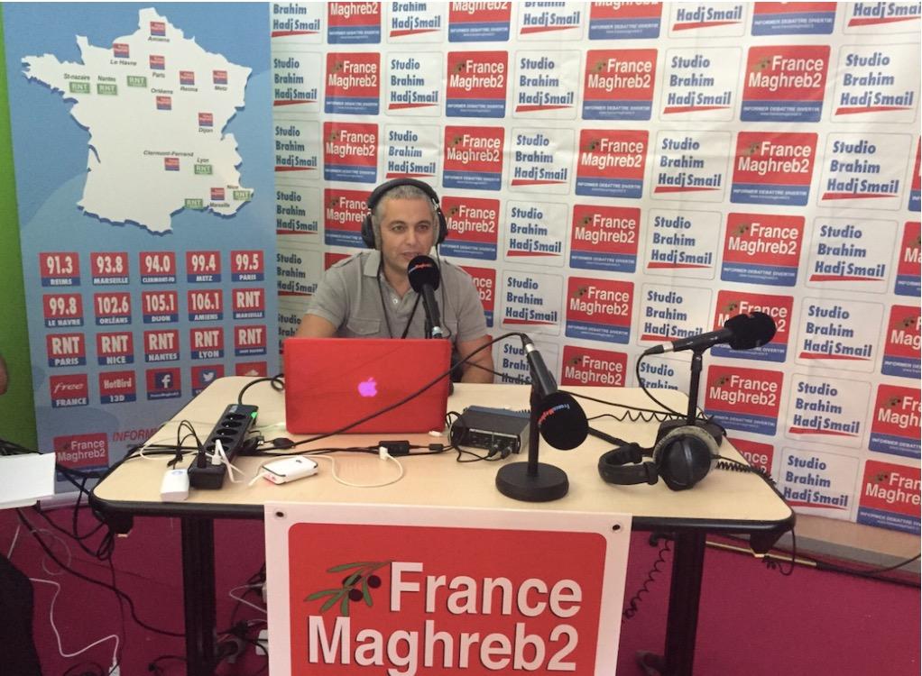 France Maghreb 2 en direct de la Foire de Marseille