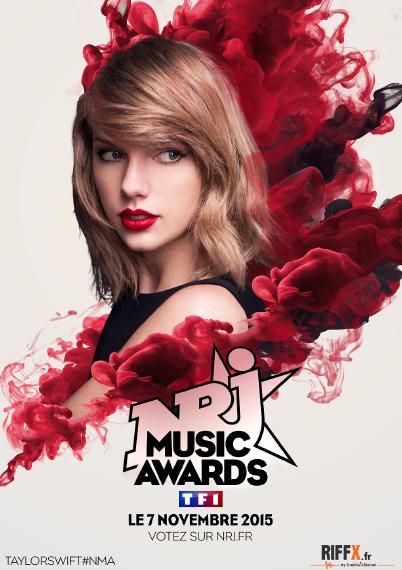 NRJ Music Awards 2015 : et les nommés sont...