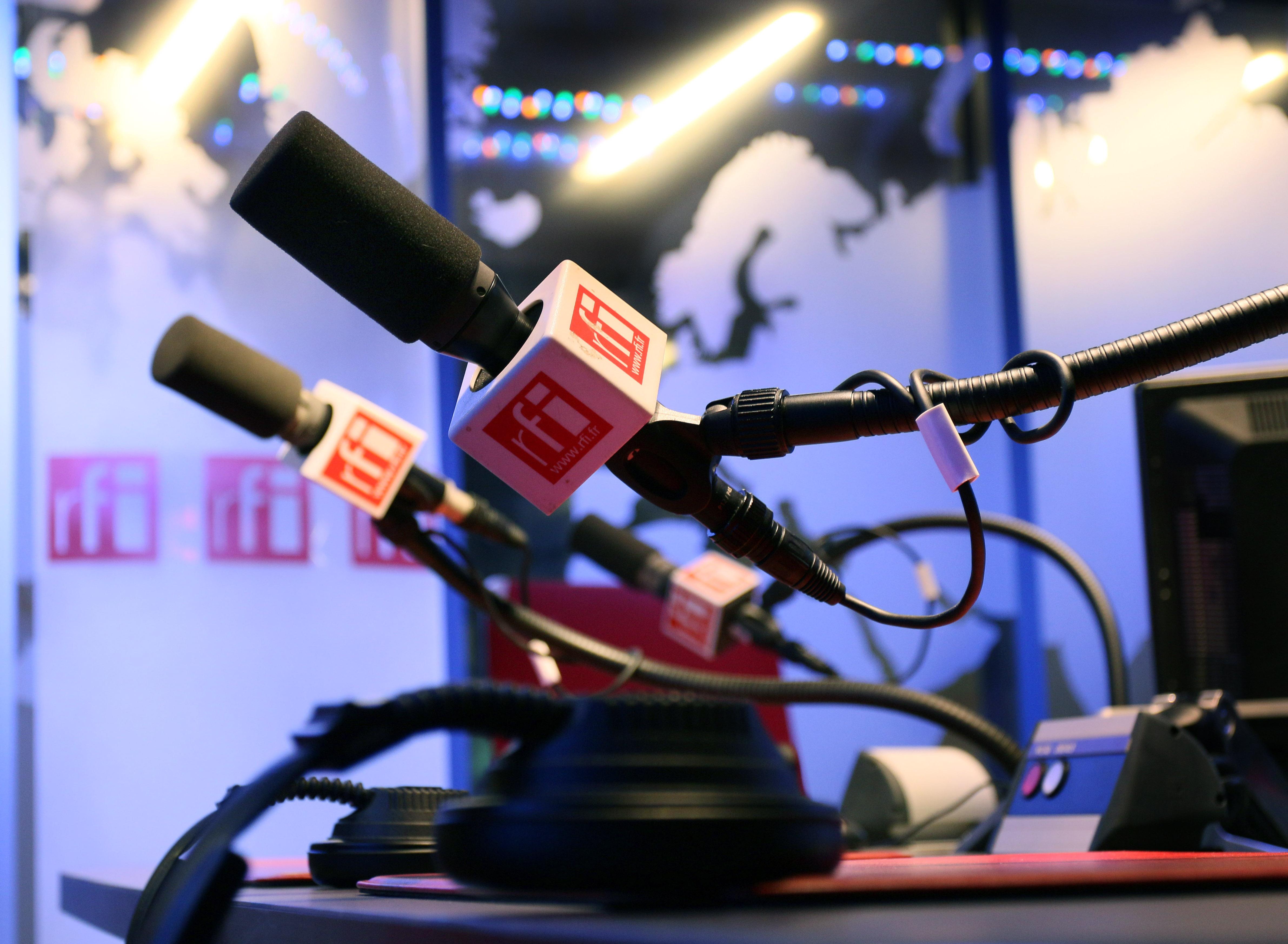 RFI diffusée en direct à Addis Abeba