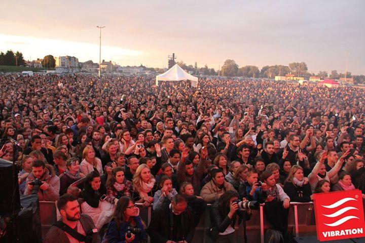 Tour Vibration à Blois : 11 000 personnes au Parc des Expositions