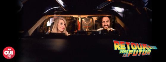 Le Morning du Matin de Oui FM débarque en 1985