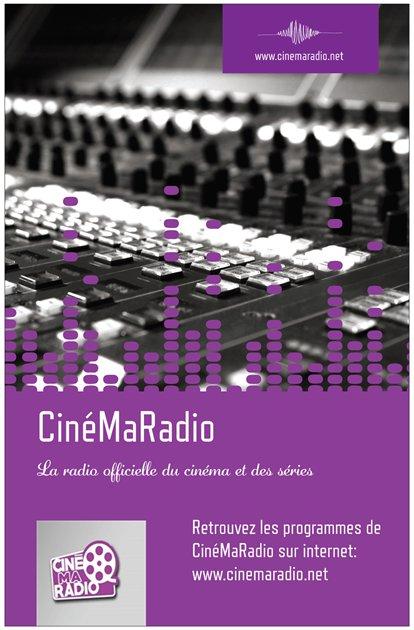 CinéMaRadio ne vise pas que des cinéphiles