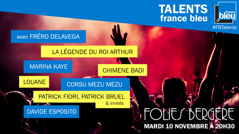 La grande soirée des Talents France Bleu