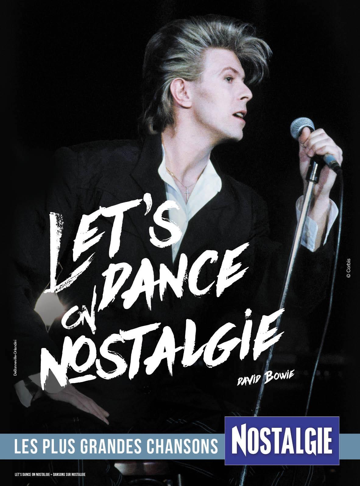 Nostalgie en chansons pour sa nouvelle campagne