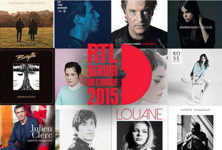 RTL : les auditeurs appelés à voter pour leur album préféré