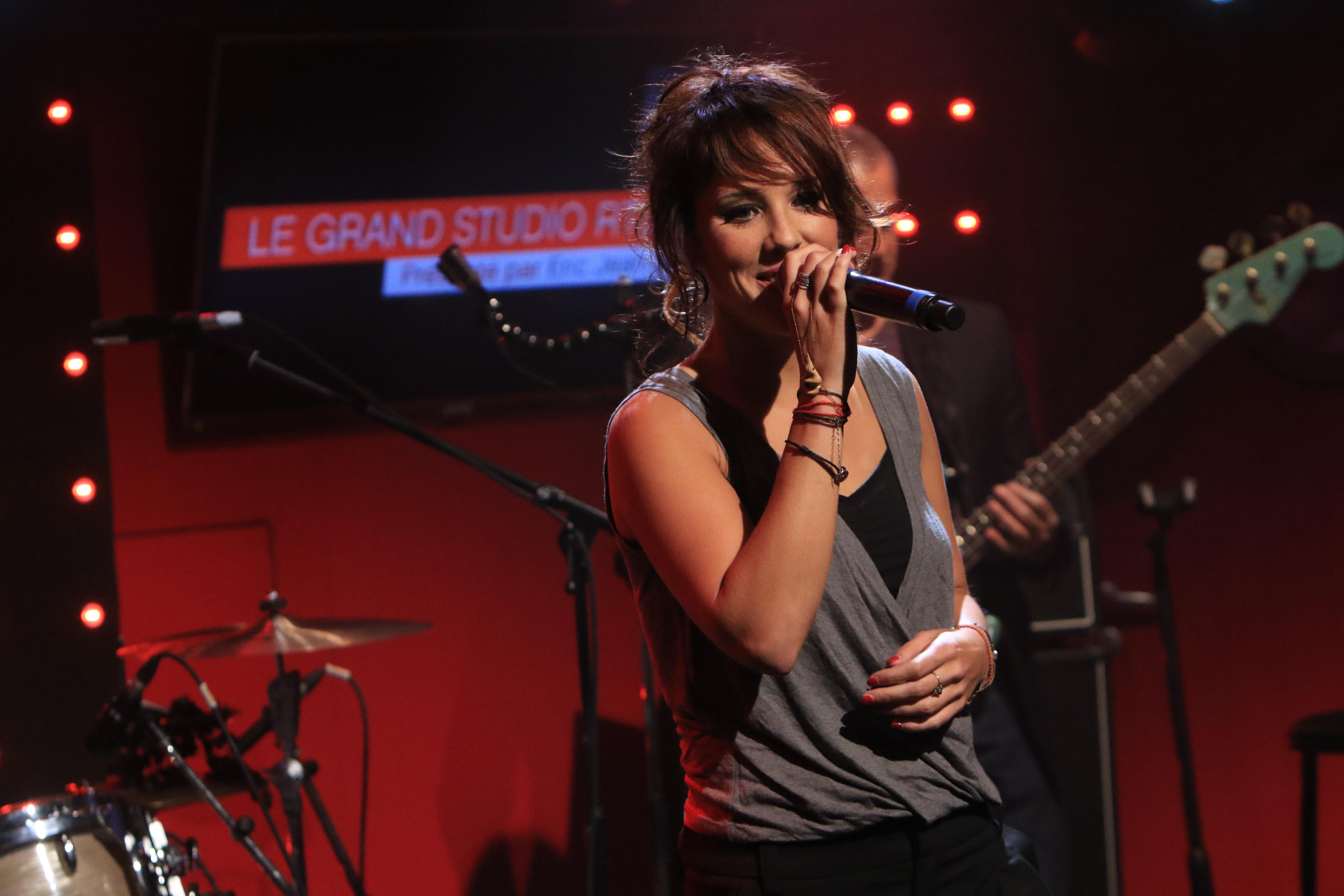 Zaz sera l'une des invitées du Grand Studio RTL © Abaca Press