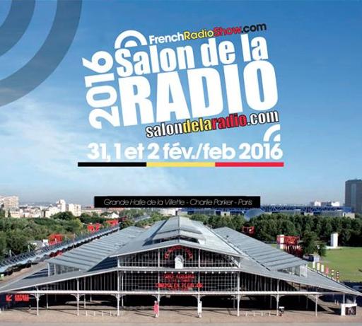 Si vous aimez la radio, rendez-vous à La Grande Halle de La Villette les 31 janvier, 1er et 2 février 2016