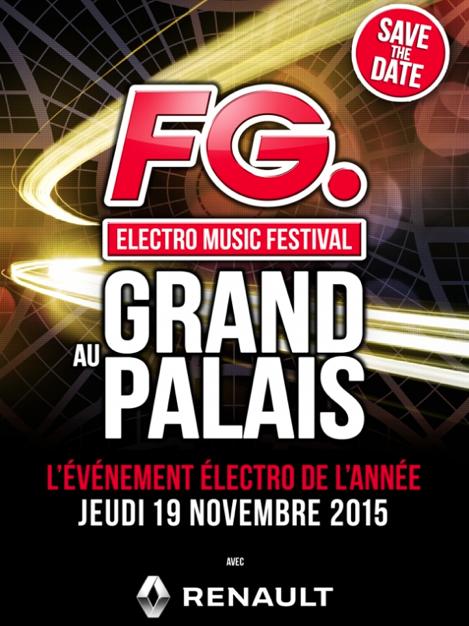 Radio FG investit le Grand Palais