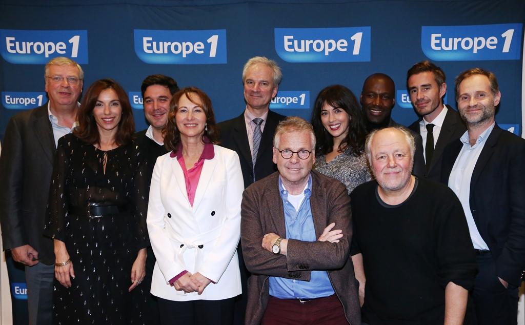 Le jury des Trophées Europe 1 de l'environnement © Wlad Simitch - Capa Pictures