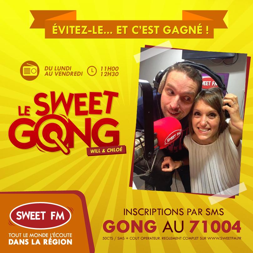 """""""La Sweet Bombe"""" rebaptisée """"Le Sweet Gong"""""""