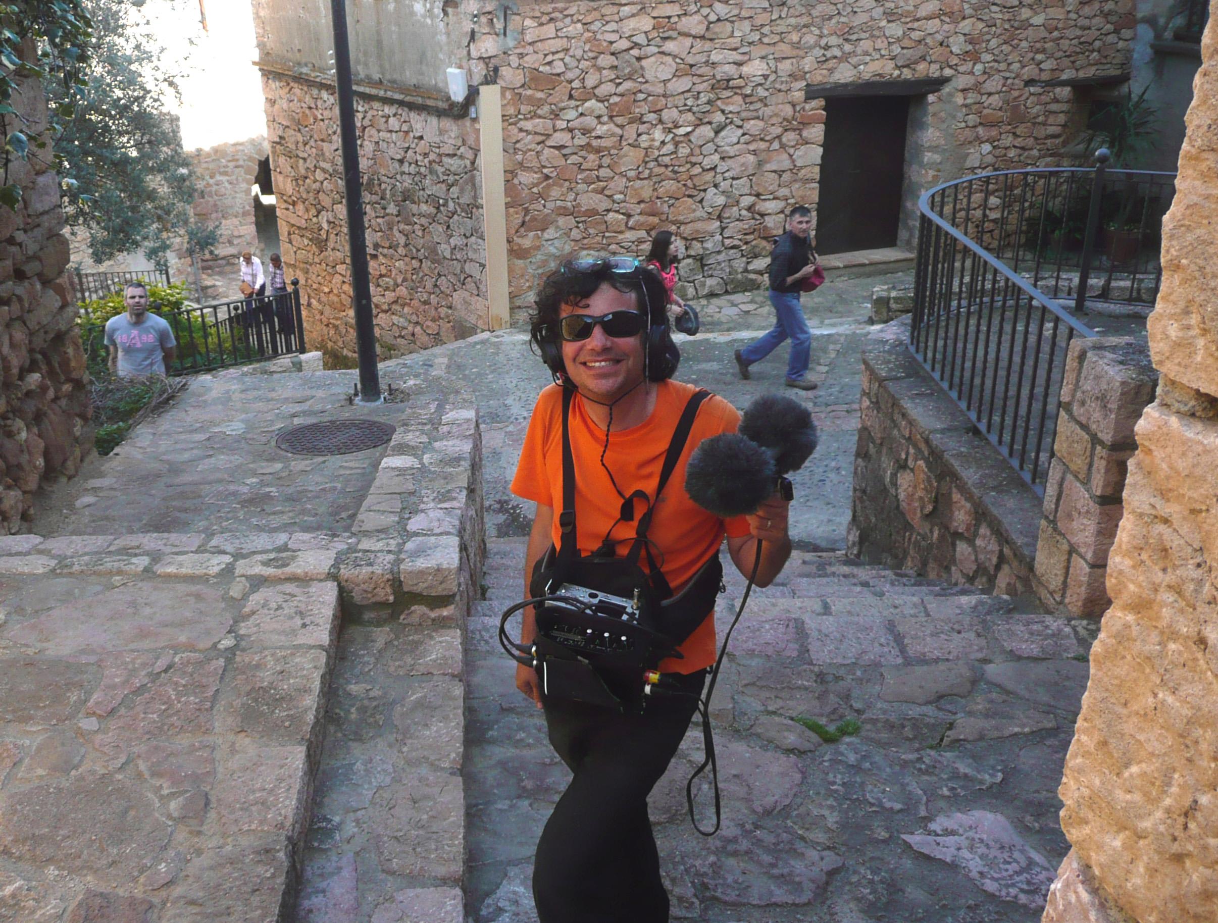L'Aragon et ses villages de montagne, l'une des destinations de Patrick Avakian en 2015. ©  H1000